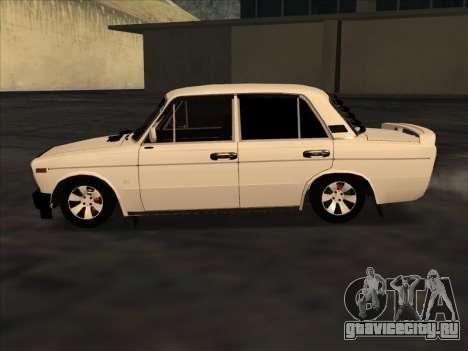 Ваз-2106 Colxoz для GTA San Andreas