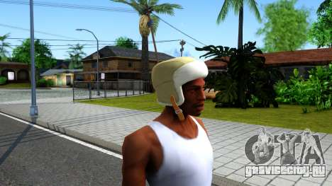 Winter Bomber Hat From The Sims 3 для GTA San Andreas