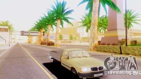 ГАЗ Трофим 17310 [IVF, АПП] для GTA San Andreas колёса