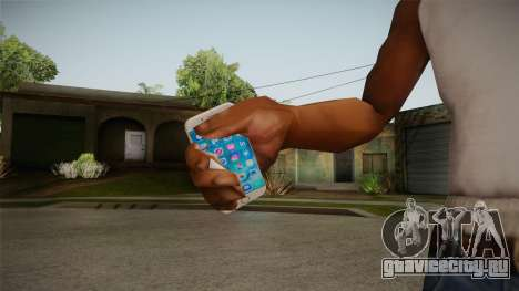 iPhone 7 Plus для GTA San Andreas третий скриншот