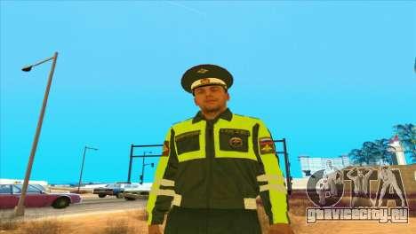 Сотрудник ВАИ для GTA San Andreas второй скриншот