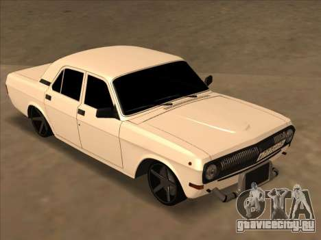 ГАЗ-24 DRIFT для GTA San Andreas