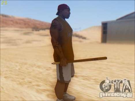 GTA 5 Pool Cue для GTA San Andreas