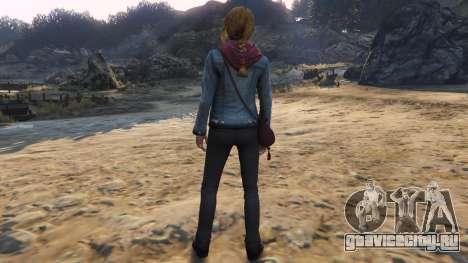 Hermione для GTA 5 третий скриншот