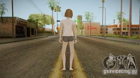 Life Is Strange - Max Caulfield PJ Skull для GTA San Andreas