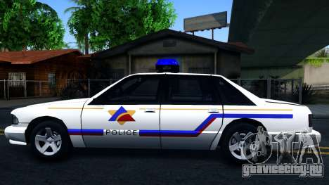 Declasse Premier Hometown Police Department 2000 для GTA San Andreas