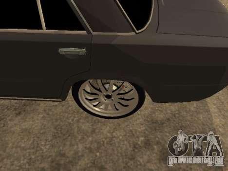ВАЗ 2101 БПАН Аrmenian для GTA San Andreas вид справа