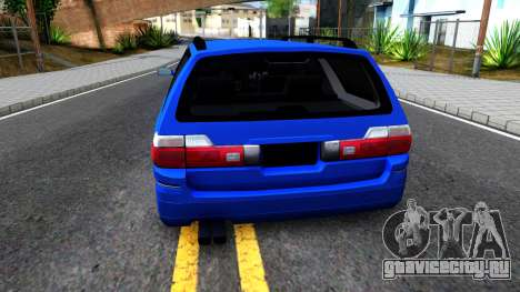 Nissan Stagea WC34 для GTA San Andreas