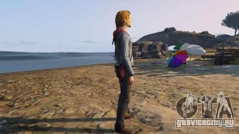 Hermione для GTA 5 второй скриншот