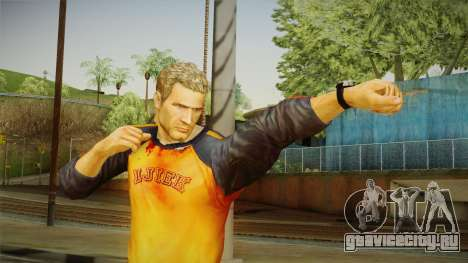 Dead Rising 2 Case Zero - Chuck Greene для GTA San Andreas