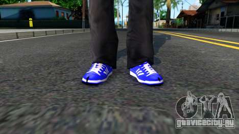 Adidas Forum MID Purple для GTA San Andreas третий скриншот