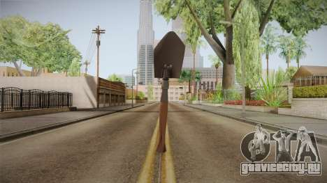 Team Fortress 2 Shovel для GTA San Andreas