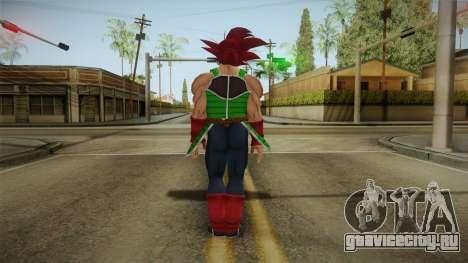 Dragon Ball Xenoverse - Bardock SSG для GTA San Andreas третий скриншот