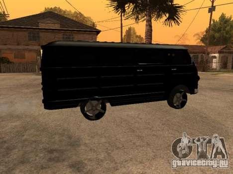 Eraz 762 Armenian для GTA San Andreas вид сбоку