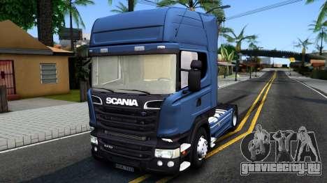 Scania R450 Streamline для GTA San Andreas