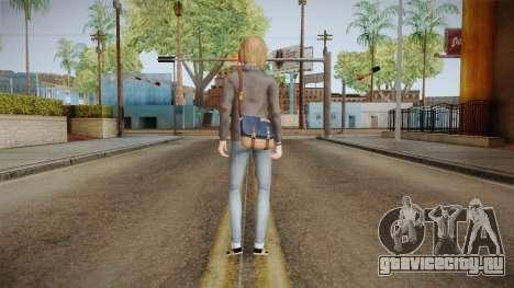 Life Is Strange - Max Caulfield Hoodie v1 для GTA San Andreas третий скриншот