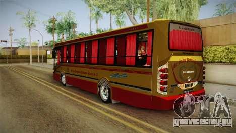 Metalpar Tronador ll El Vagabundo для GTA San Andreas вид слева