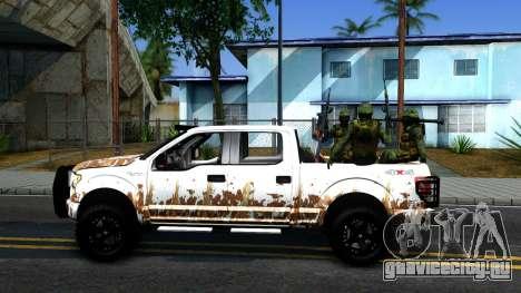 Ford F-150 для GTA San Andreas