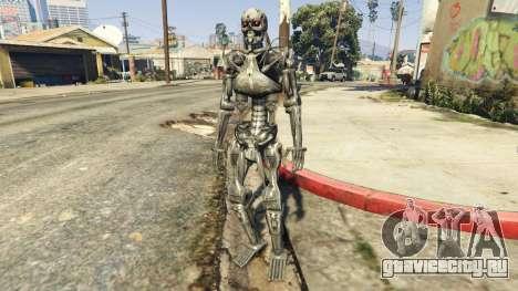 Terminator T-800 для GTA 5