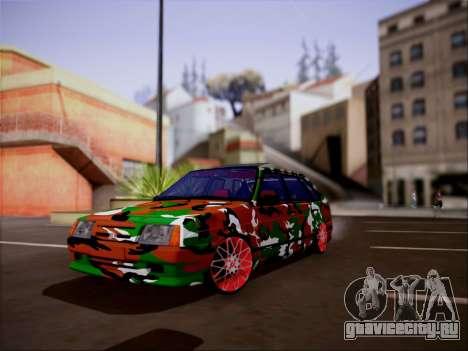 ВАЗ 2109 Евро для GTA San Andreas