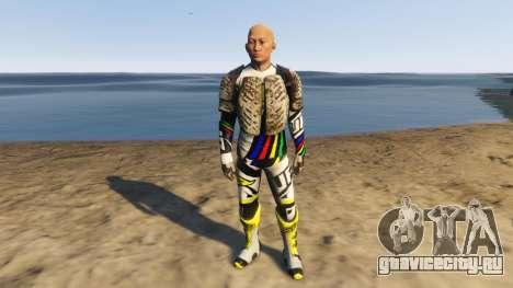 Desalle 25 (Motox Ped) для GTA 5