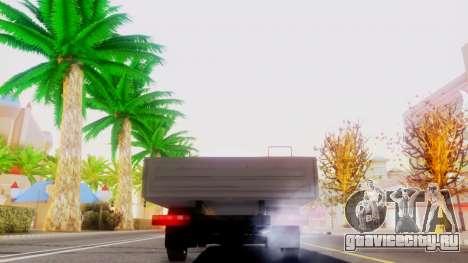 ГАЗ Трофим 17310 [IVF, АПП] для GTA San Andreas двигатель