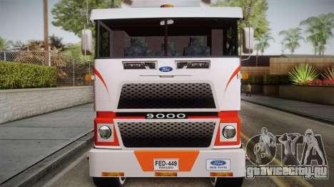 Ford 9000 для GTA San Andreas