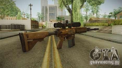 G28 Sniper для GTA San Andreas второй скриншот