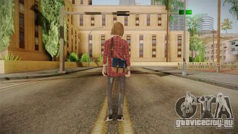 Life Is Strange - Max Caulfield Amber v1 для GTA San Andreas третий скриншот