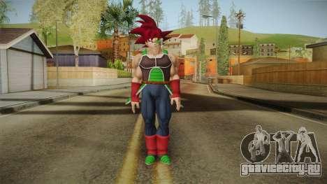Dragon Ball Xenoverse - Bardock SSG для GTA San Andreas второй скриншот