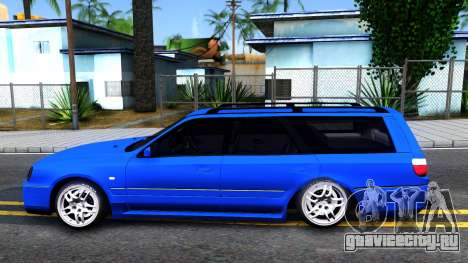 Nissan Stagea WC34 для GTA San Andreas вид слева