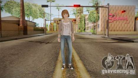 Life Is Strange - Max Caulfield EP2 v2 для GTA San Andreas