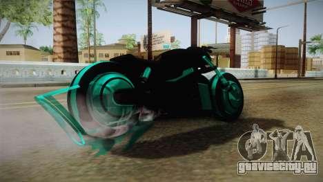 GTA 5 Nagasaki Shotaro (DLC Bikers) v2 для GTA San Andreas