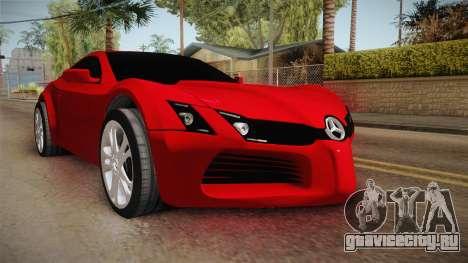 Mercedes-Benz Concept для GTA San Andreas