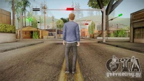 Life Is Strange - Nathan Prescott v1.1 для GTA San Andreas третий скриншот
