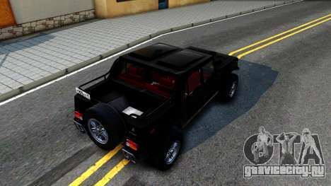 "Lamborghini ML002 From ""Brigada"" для GTA San Andreas"
