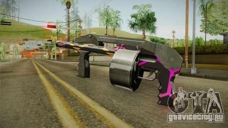 BREAKOUT Weapon 2 для GTA San Andreas второй скриншот