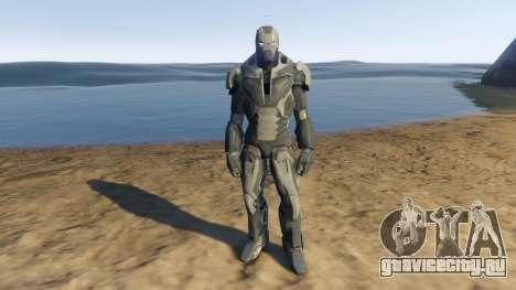 Iron Man Shotgun для GTA 5
