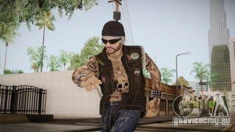 GTA 5 Online DLC Biker v3 для GTA San Andreas