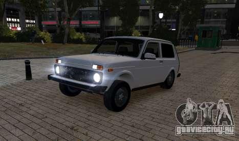 ВАЗ 2121 Нива azelow для GTA 4