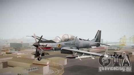 Embraer-314 Super Tucano для GTA San Andreas