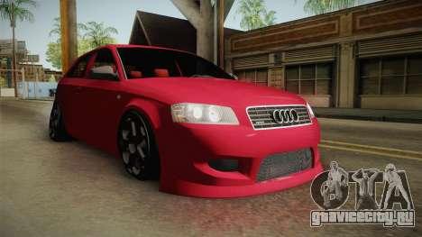 Audi A3-TR для GTA San Andreas вид справа