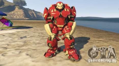 Bigger HulkBuster для GTA 5