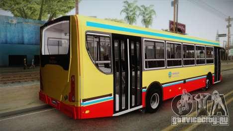 Ialbus Bello 2016 2 puertas для GTA San Andreas вид слева