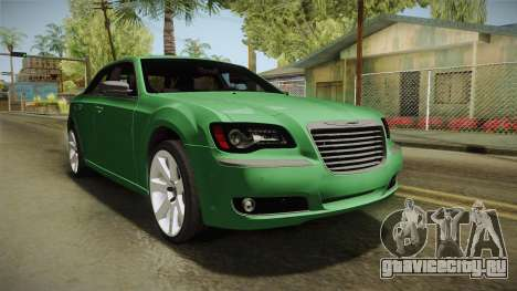 Chrysler 300C 2012 для GTA San Andreas