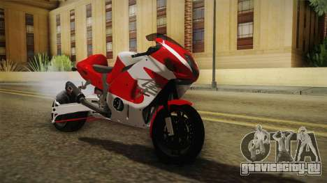 GTA 5 Hyabusa Drag v1 для GTA San Andreas