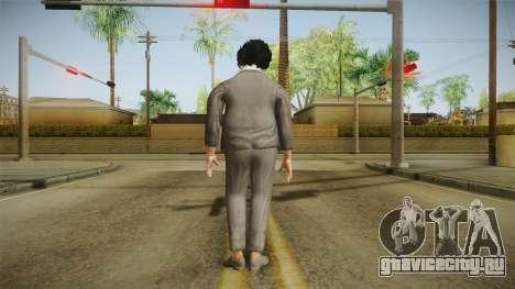 Mortal Kombat X - Leatherface Pretty Lady для GTA San Andreas третий скриншот