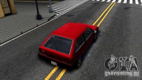 ВАЗ 2108 SA Style для GTA San Andreas
