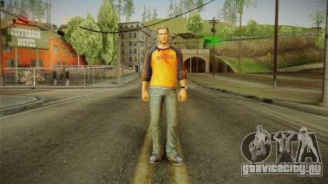 Dead Rising 2 Case Zero - Chuck Greene для GTA San Andreas второй скриншот