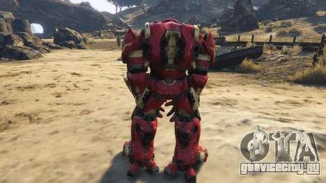 Bigger HulkBuster для GTA 5 третий скриншот